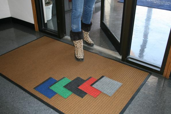 The Rubber Back Carpet Mat Was Developed As A More Economical Option To Fit Needs Of Our Ever Changing Market Conditions